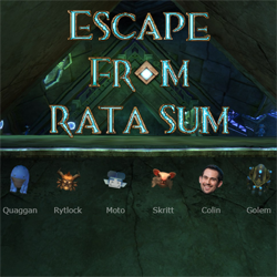 ESCAPE FROM RATA SUM