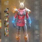 Armure Elegie intermédiaire
