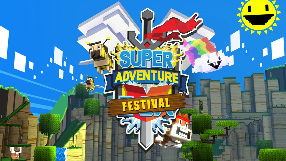 Festival de la Super Adventure