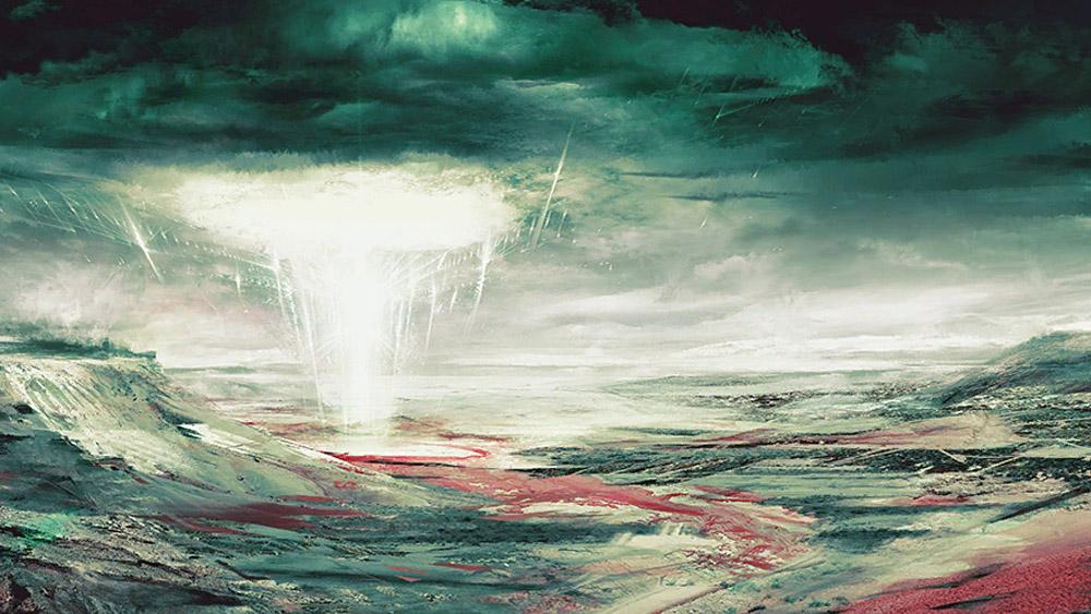 Marais de la pierre de sang