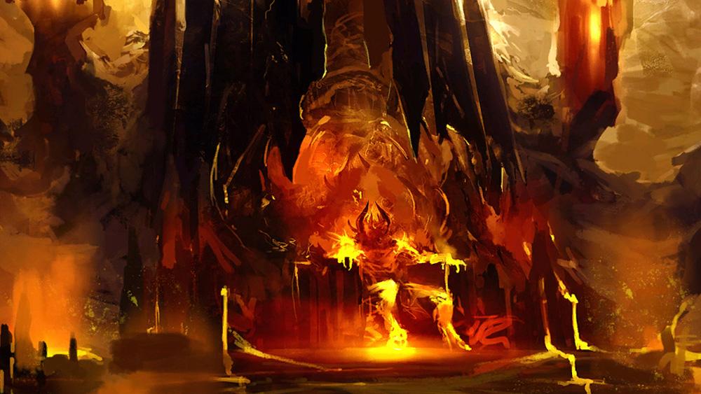 Citadelle de la flamme