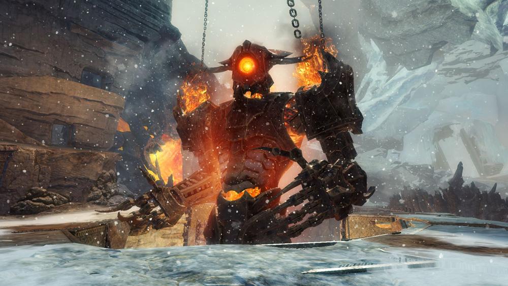 Mission d'attaque : Forge de l'acier