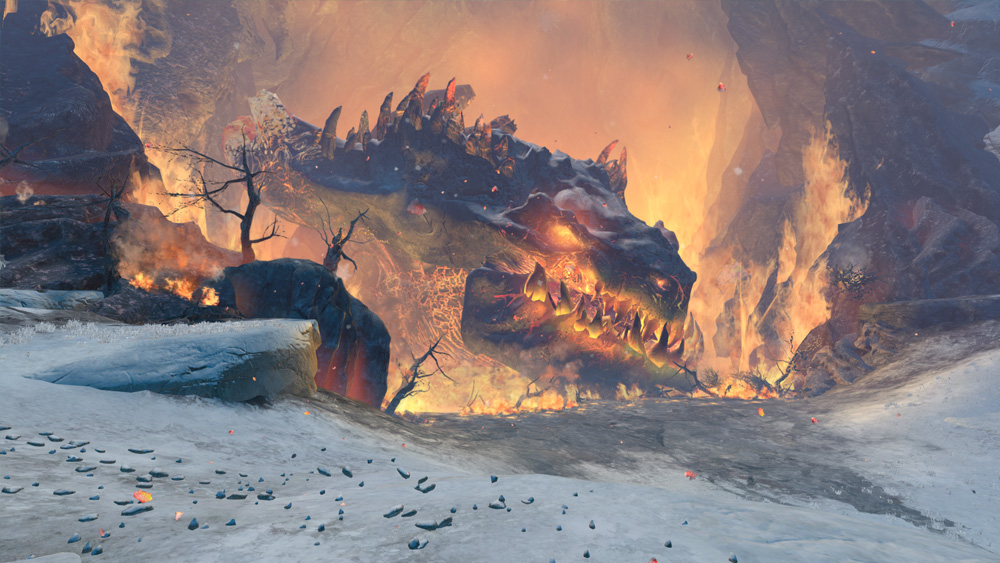 Tempête de dragons
